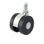 office chrome furniture castors furniture parts manufacturer in China