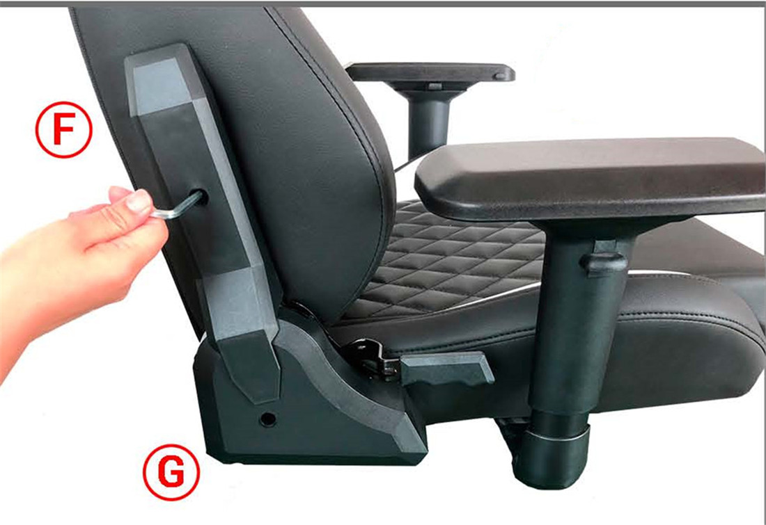 office gaming chair casters chair parts manufacturer