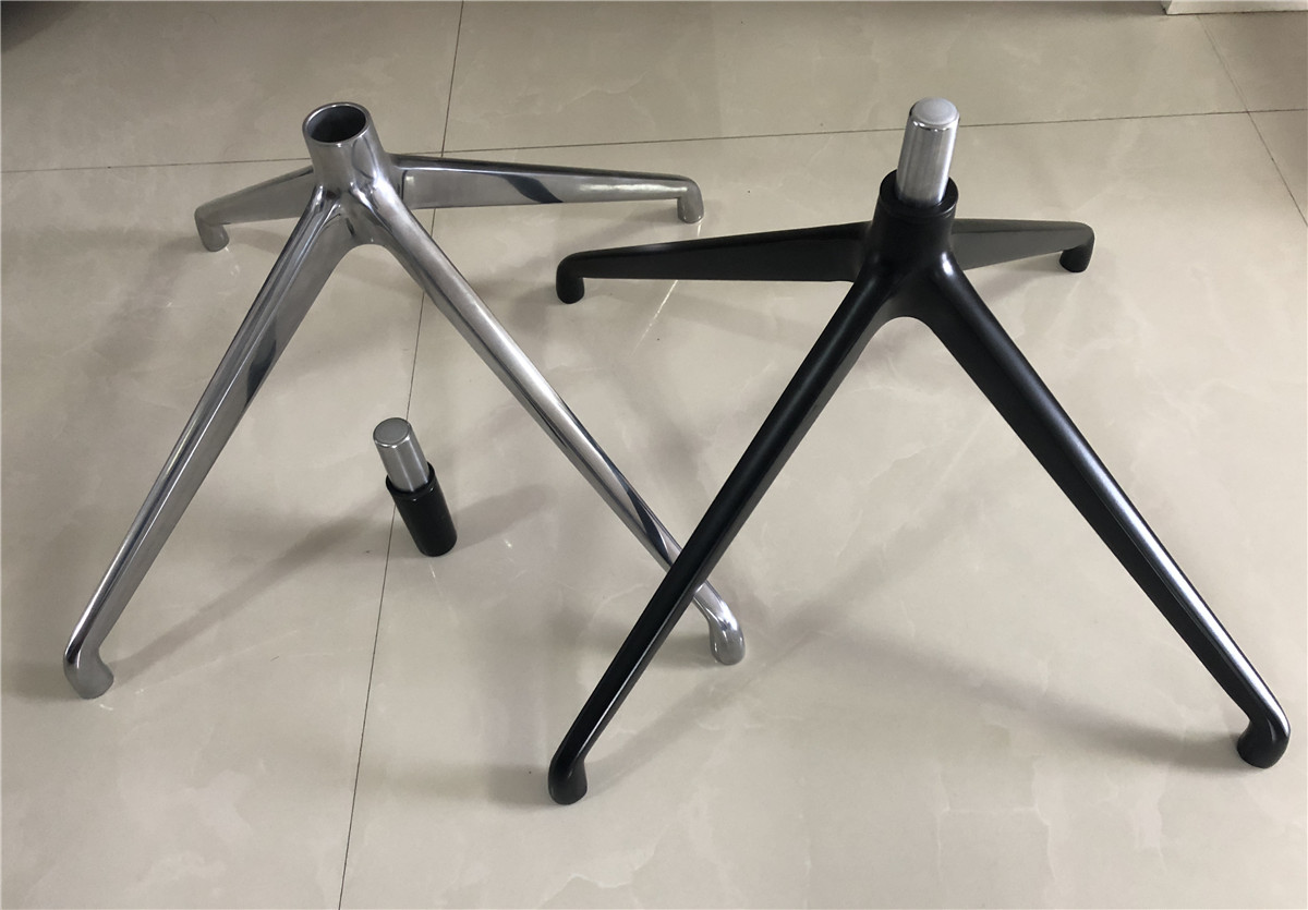office chair swivel base revolving parts manufacturer in China