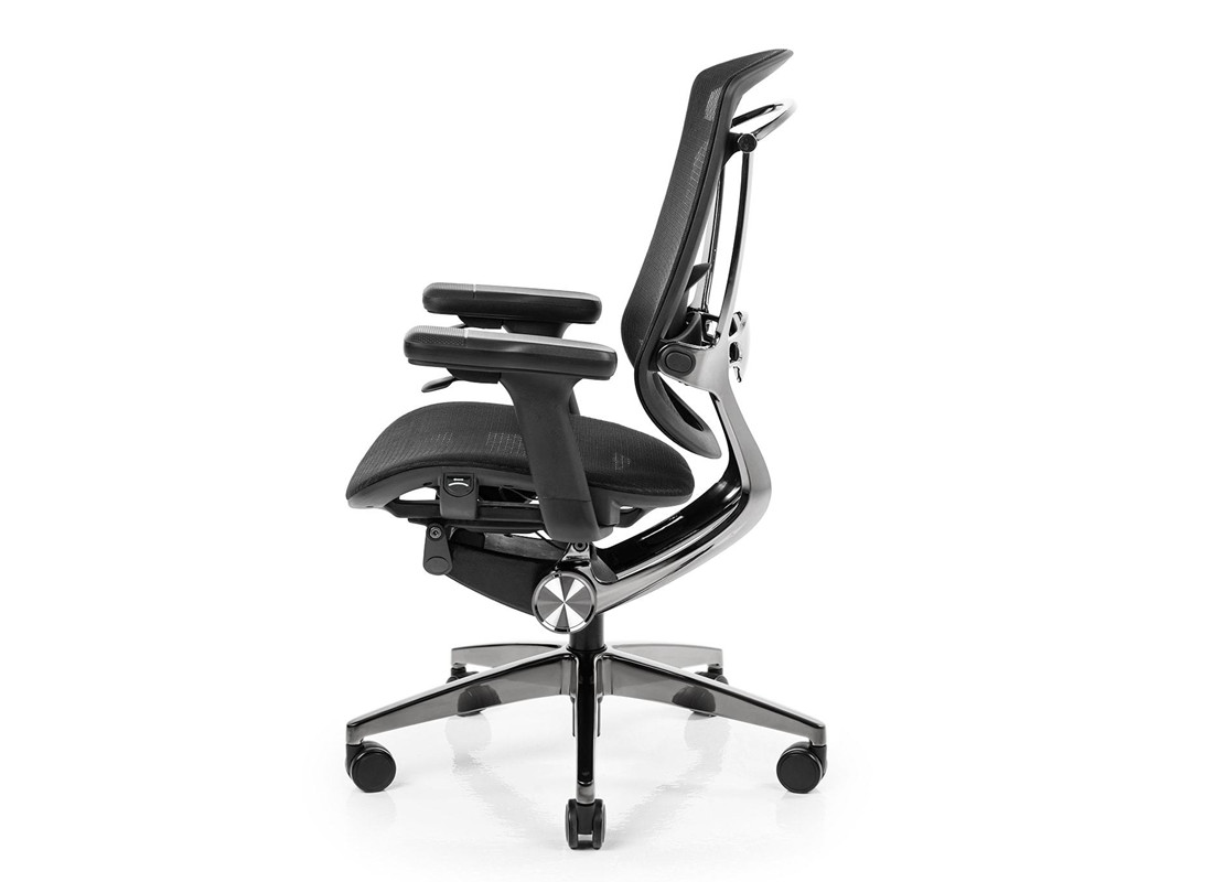 office gaming chair with metal base replacement parts factory in China