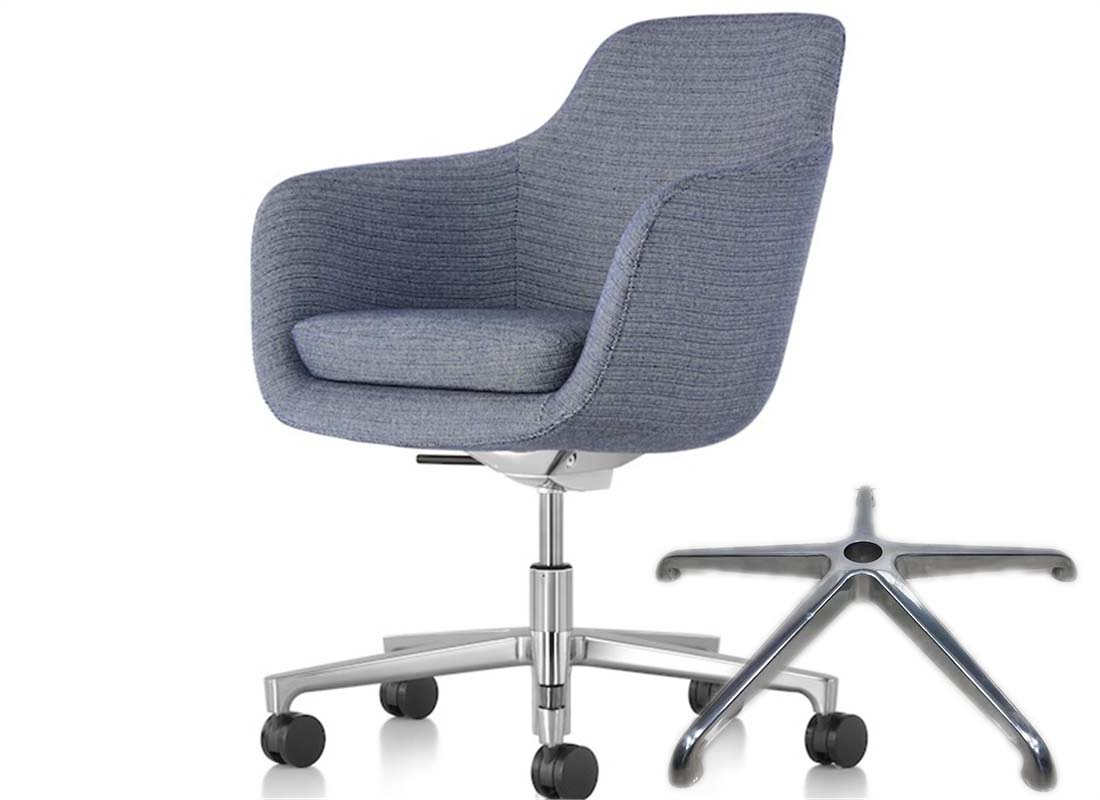 where to custom high quality lounge swivel chair base replacement accessories