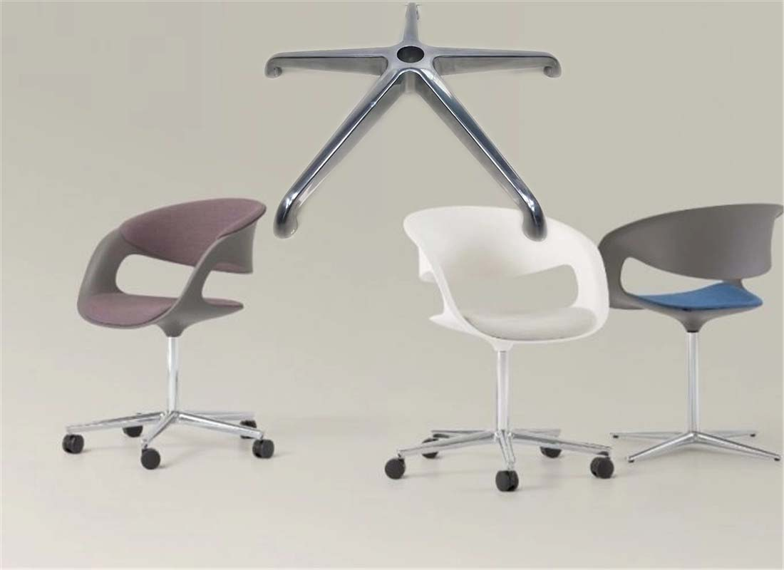 where to wholesale lounge chair base replacement spare parts