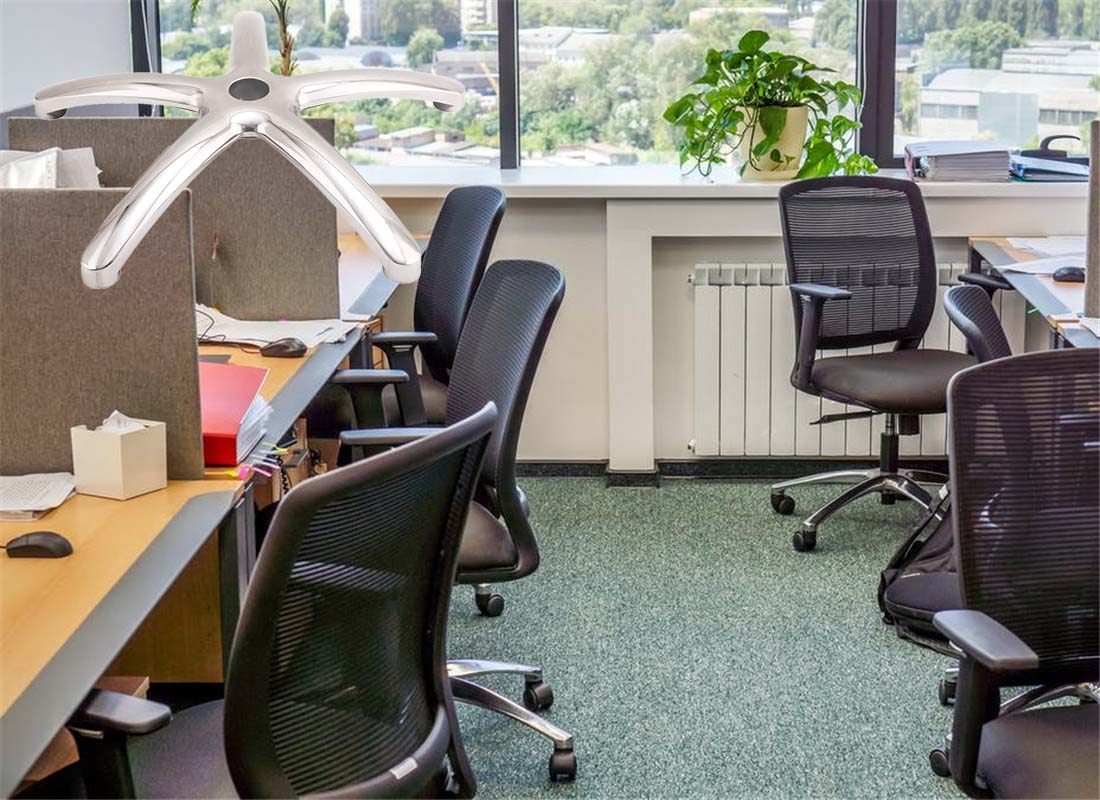 where to custom high quality office rolling chair base replacement accessories