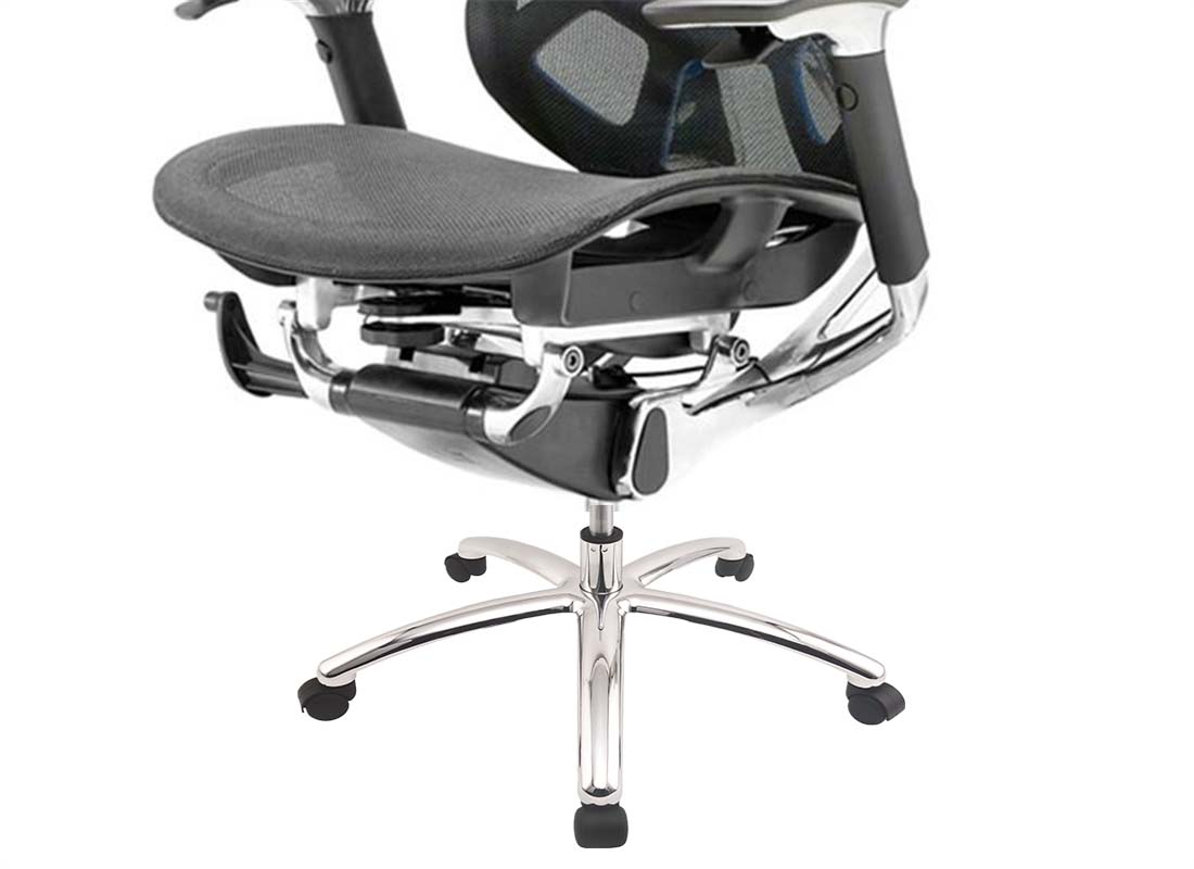 office revolving chair steel base replacement parts factory in China