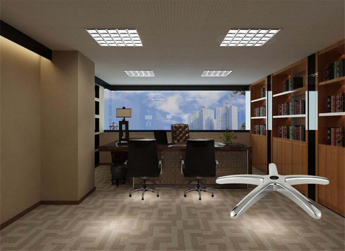 where to purchase office aluminum cove base components