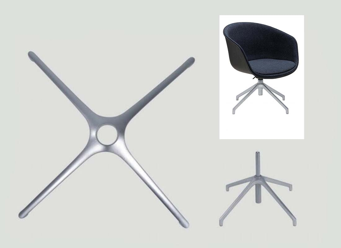 lounge computer chair base replacement parts factory in China