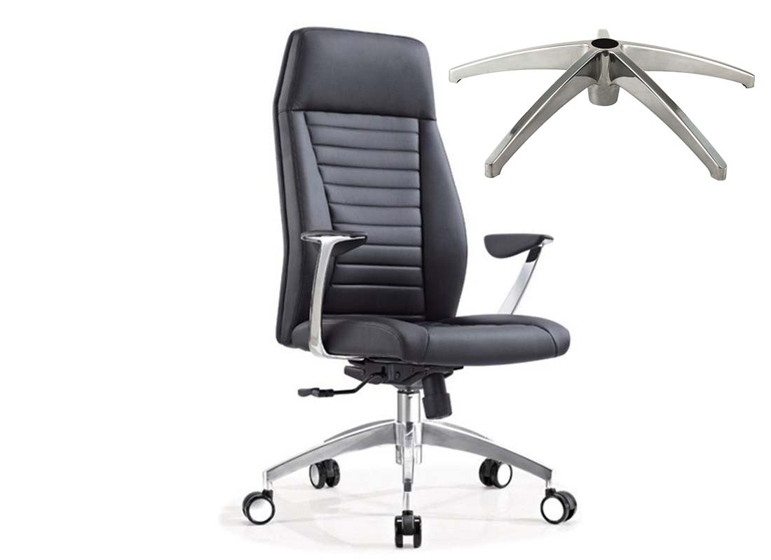 where to custom high quality office steel chair base accessories