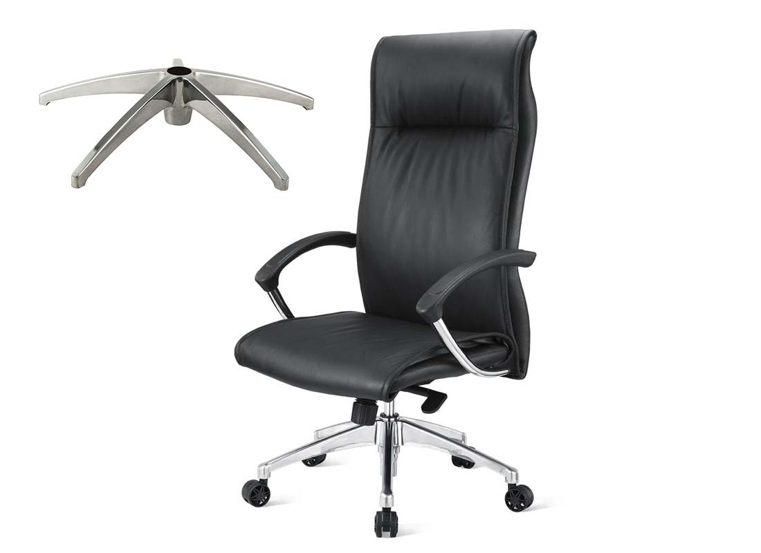 where to wholesale office steel chair base spare parts