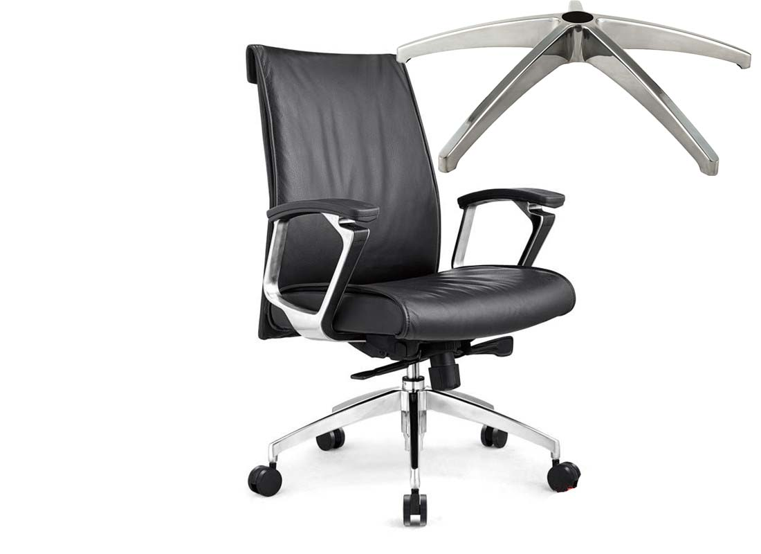 office chair steel base replacement parts factory in China