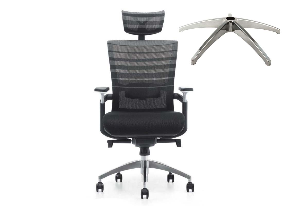 where to wholesale office chair steel base spare parts