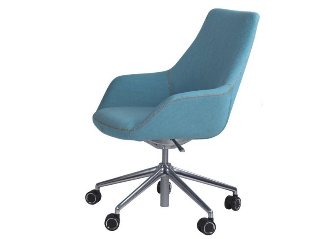 office swivel chair chrome base replacement parts factory in China