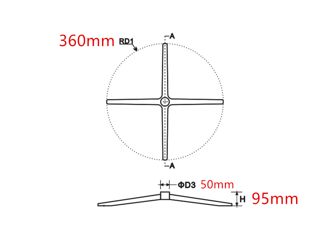 where to custom high quality lounge chair metal base plate accessories dimension
