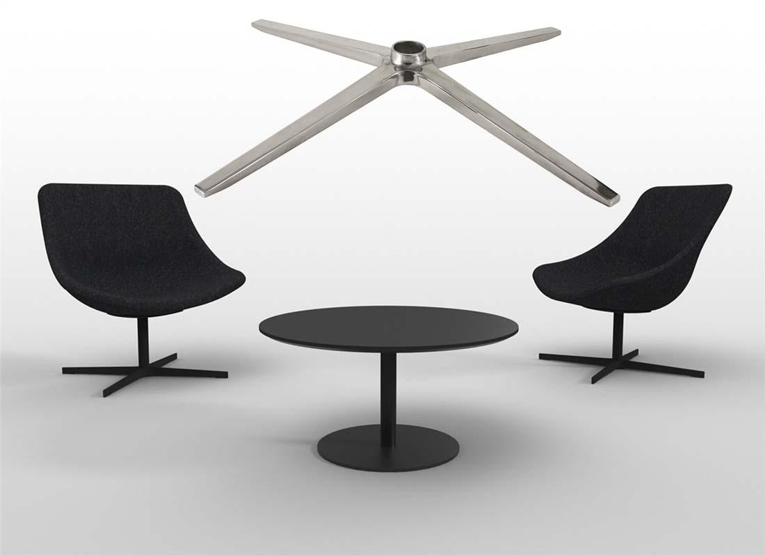 where to custom high quality lounge swivel base chair accessories