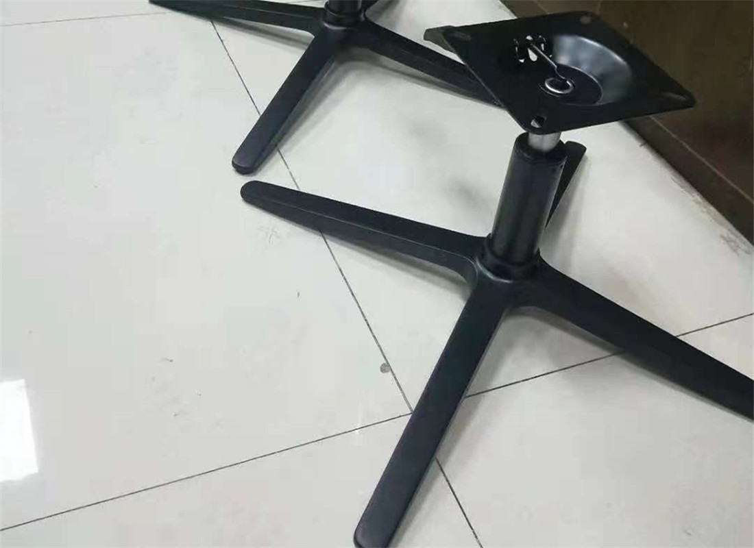 lounge chrome base chair replacement parts factory in China