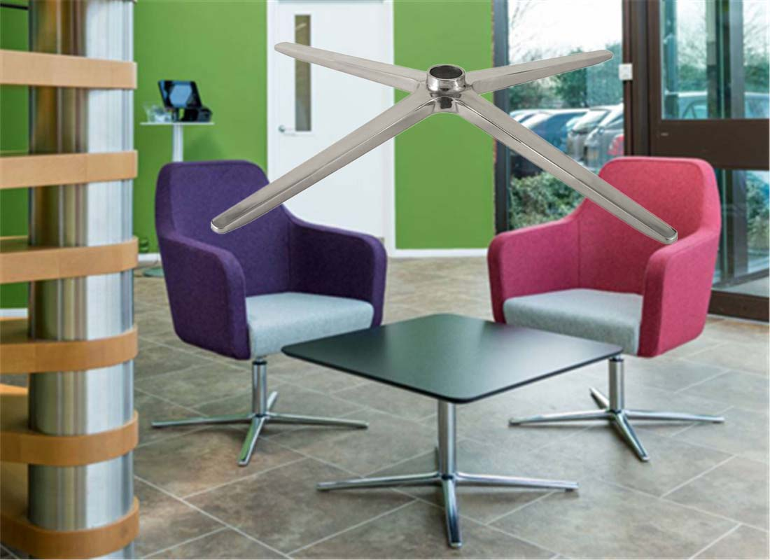 where to wholesale lounge chrome base chair spare parts