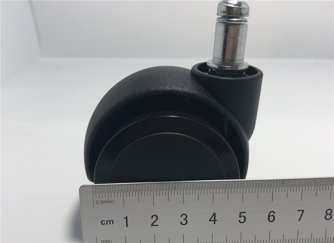 office 2 inch casters with brakes chair replacement parts factory in China