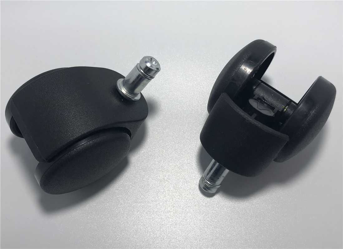office 2 inch locking caster wheels chair parts manufacturer in China