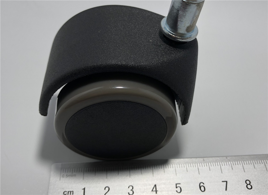 office 2 inch steel casters chair replacement parts factory in China