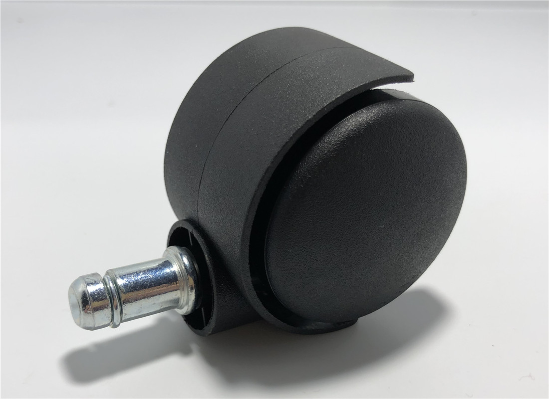 office 2 inch swivel caster with brake chair parts manufacturer in China