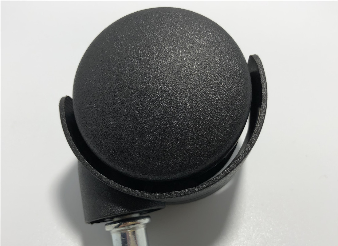office 2 inch swivel caster with brake chair replacement parts factory in China