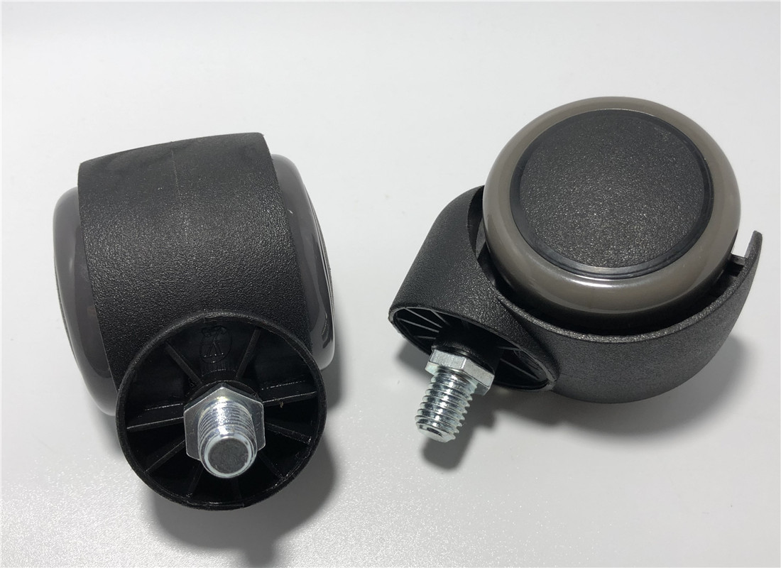 where to custom high quality office black castor wheels chair accessories