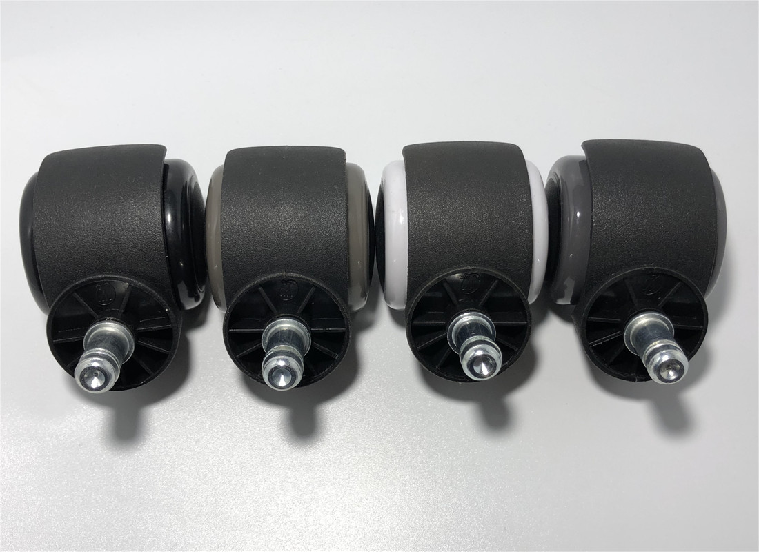 where to wholesale office black castor wheels chair spare parts