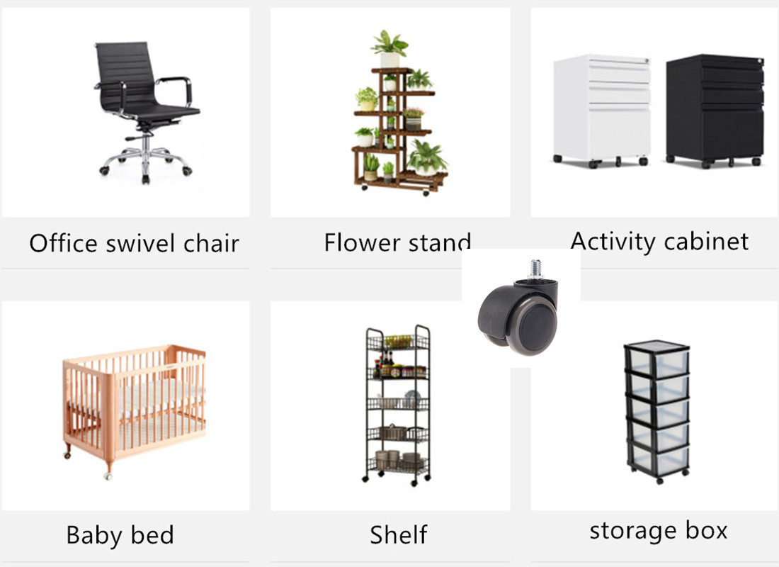 office bestway casters & wheels ltd chair parts manufacturer in China