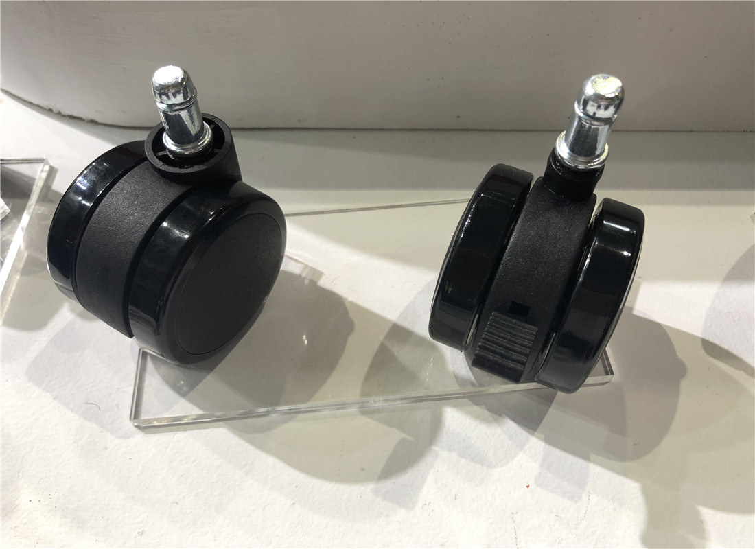 office locking caster wheels chair replacement parts factory in China