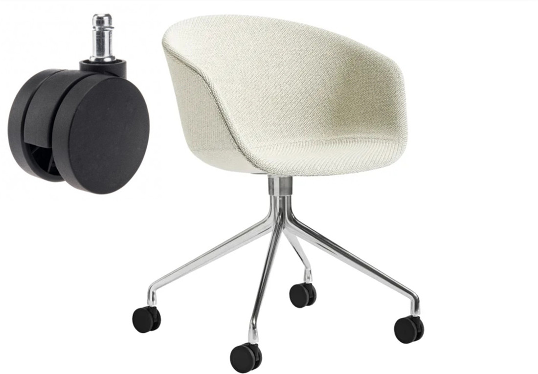 best office chair casters parts suppliers in China