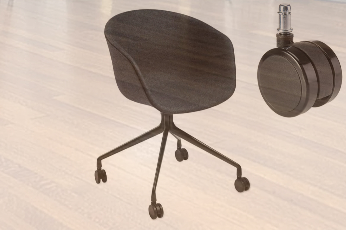 where to buy bifma certified office chair casters for hardwood floors components