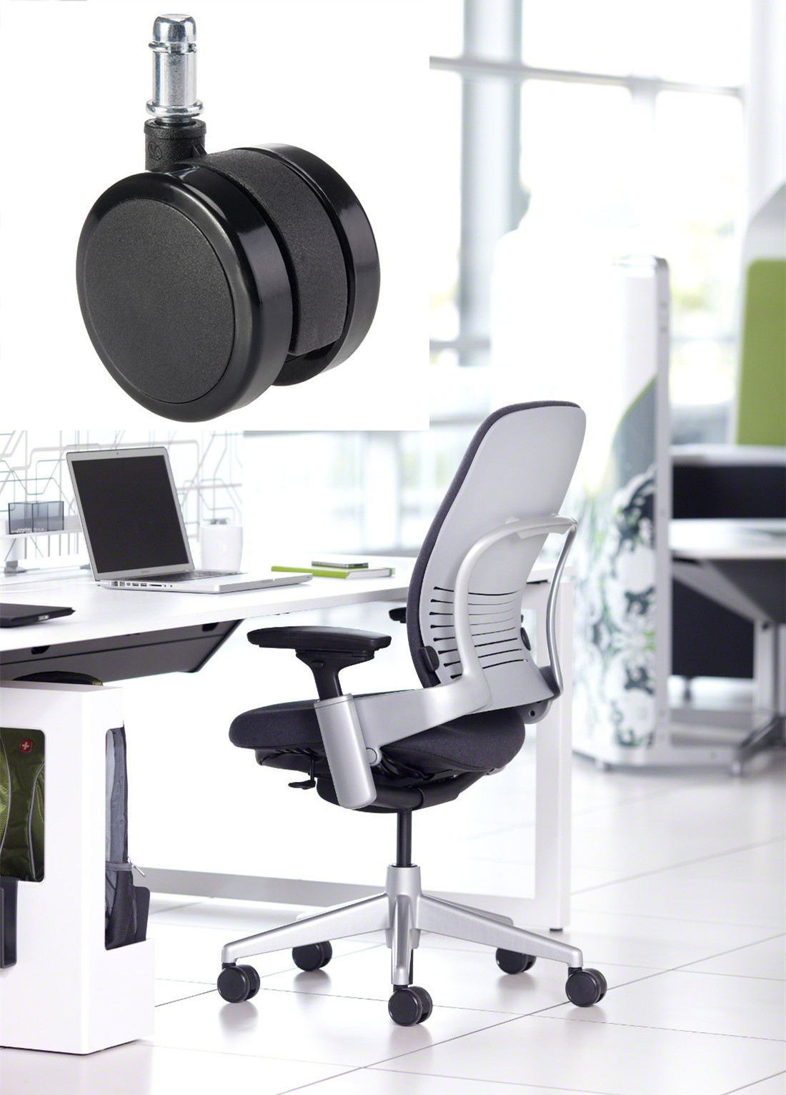 where to purchase sgs certified office chair casters for hardwood floors fittings