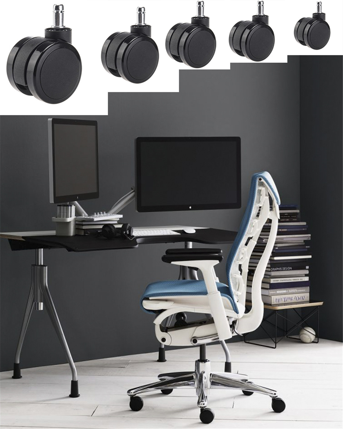 where can i bulk buy bifma certified office chair casters components