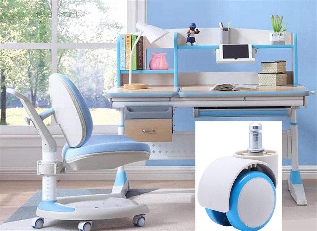 office chair wheel brake accessories vendors in China