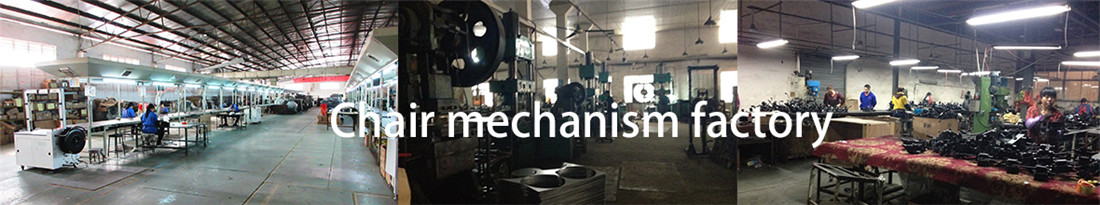 chair mechanism parts revolving parts manufacturer in China