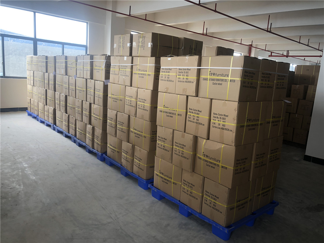 caster wheel warehouse