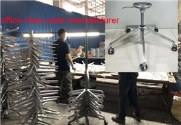 Swivel office chair parts manufacturer
